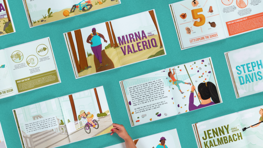 Children's Book About Female Adventurers Encourages Kids To Be Courageous & Dream Big