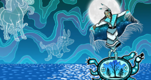 Kickstarter Campaign Promotes New Comic Series Inspired By Indigenous Nations Folktales
