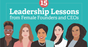 New Research Finds Women Make Better Leaders In Times Of Crisis