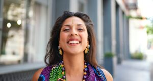 Yogi + Singer Rhea Mehta On A Mission To Share South Asian Mantra Magic With The World